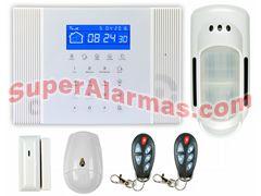 b413dbab08b Kit de alarma sin cuotas con un sensor de movimiento para exterior